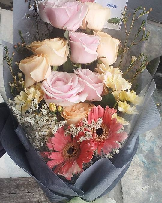Buket Bunga Tangan Banjarmasin