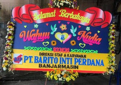 Bunga Pernikahan banjarmasin