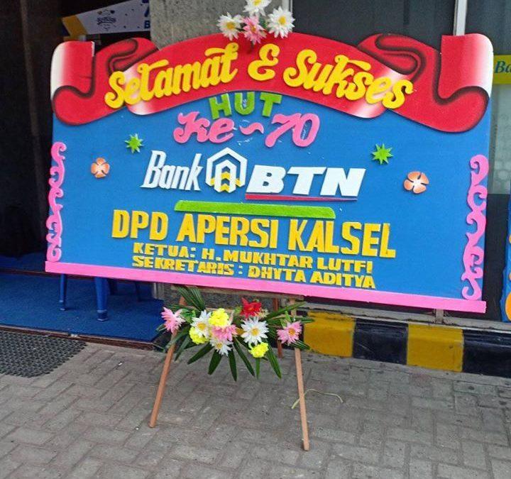 Toko Karangan Bunga Ucapan di Banjar