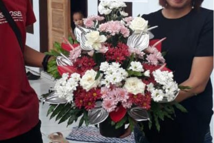 Alasan Kenapa Bunga Mawar Merah Sangat Terkenal