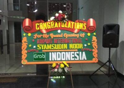 Bunga papan Congratulation banjarmasin
