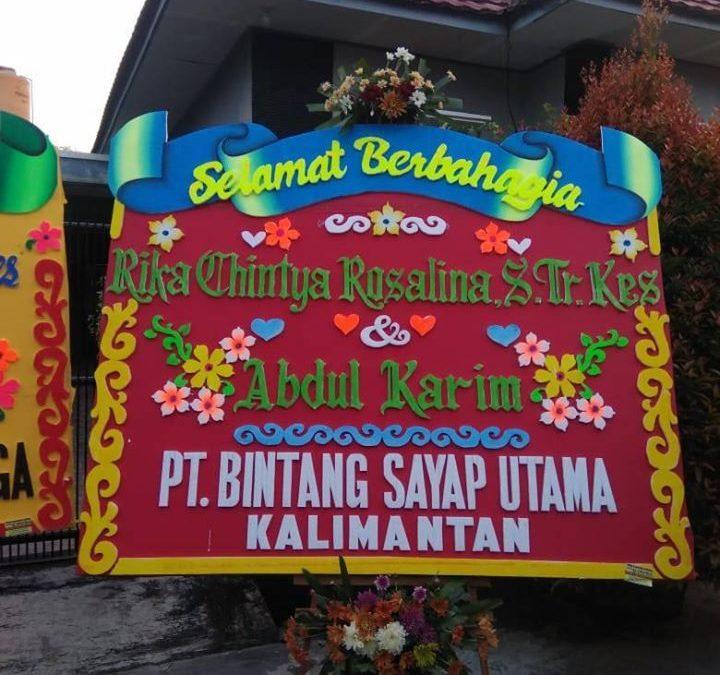 Toko Bunga di Tabalong